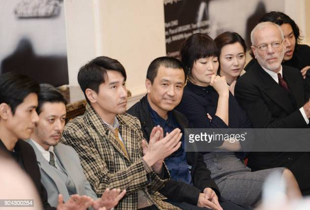 Li Ye Pictures and Photos - Getty Images