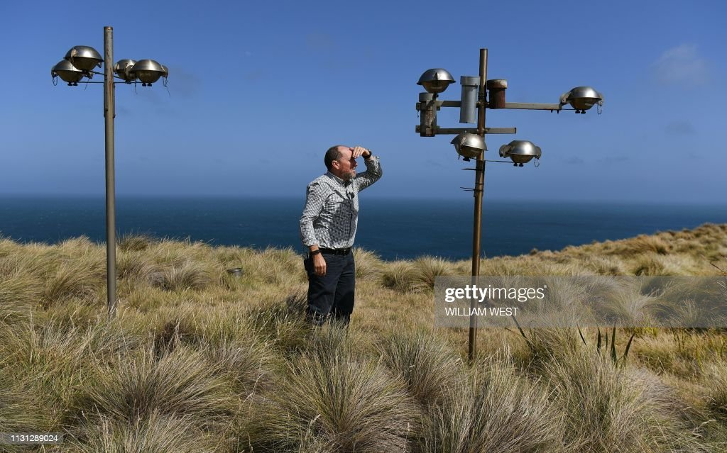 AUS: Remote Cape with 'world's cleanest air' offers smog respite