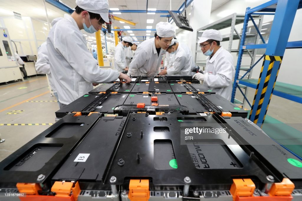 CHINA-ECONOMY : News Photo