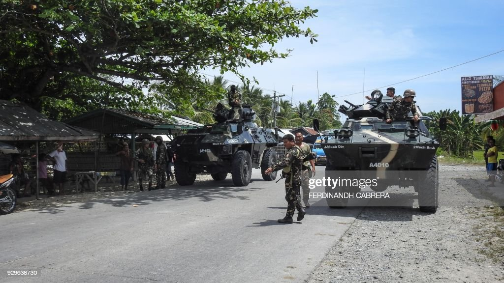 PHILIPPINES-UNREST-MUSLIM : News Photo