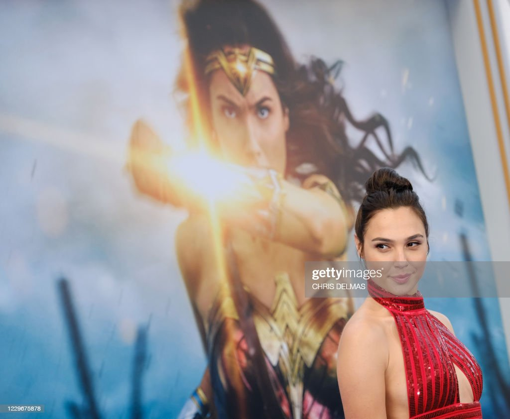 US-ENTERTAINMENT-FILM-WONDER WOMAN : News Photo