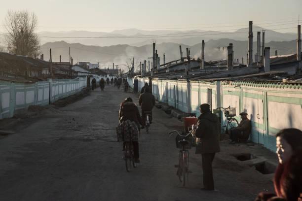 Chongjin, North Korea