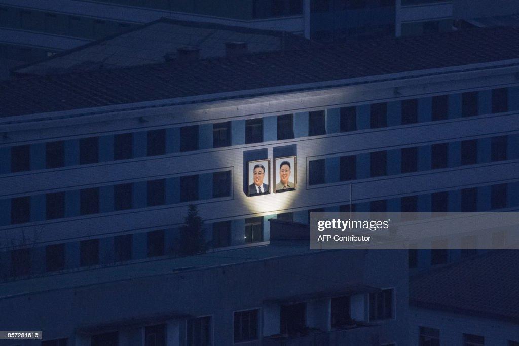 NKOREA-ECONOMY-ELECTRICITY-POLITICS : Nachrichtenfoto