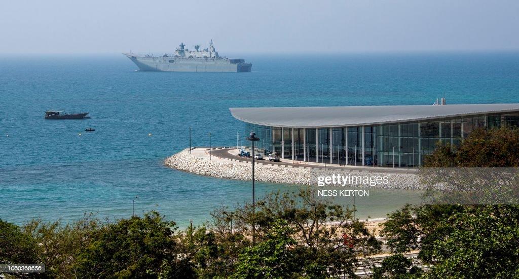 PNG-APEC-SUMMIT : News Photo