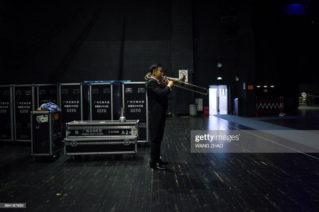 DOUNIAMAG-CHINA-MUSIC : News Photo