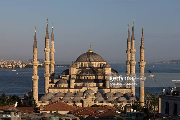 CONTENT] This photo was shot when i travel in Turkey Sultan Ahmet Camii is a historic mosque in Istanbul The mosque is popularly known as the Blue...