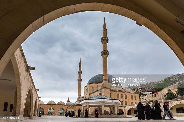 This photo was shot when in travel in Sanliurfa, Turkey. Sanliurfa , is a pilgrimage town and spiritual centre. This is where the prophets Job and...