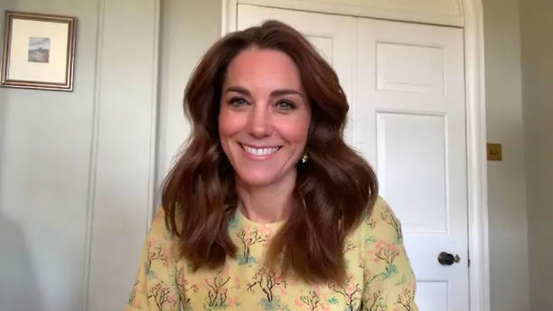 "GBR: The Duchess Of Cambridge Launches Community Photography Project ""Hold Still"""