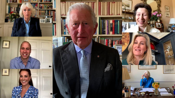 GBR: The Royal Family Pays Tribute To Nurses Across The Commonwealth