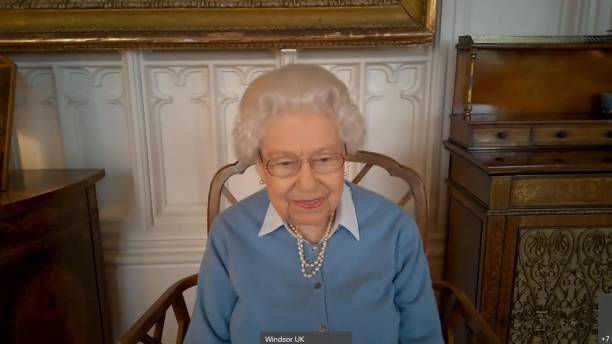 GBR: The Queen Pays A Virtual Visit To KPMG To Mark The Firm's 150th Anniversary