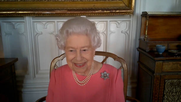 GBR: The Queen Speaks To Health Leaders Delivering The COVID-19 Vaccine Across The Four Nations