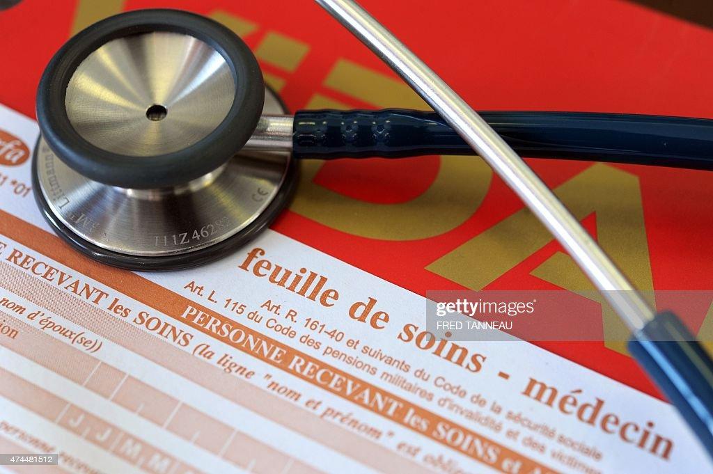 FRANCE-HEALTH : News Photo