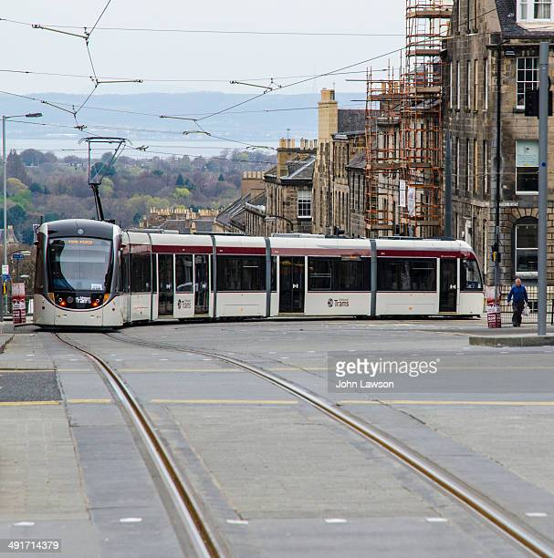 CONTENT] This picture shows a tram aapproaching the tram stop in St Andrew Square Edinburgh Edinburgh Trams is a tramway undergoing preliminary...