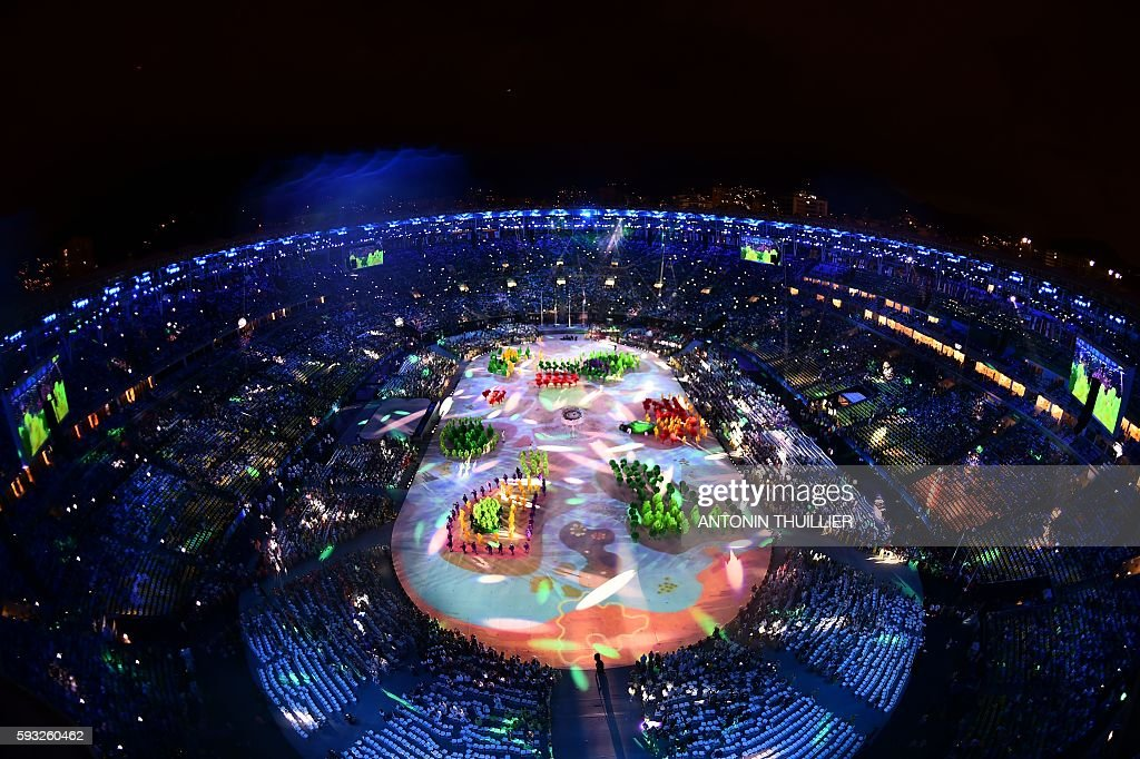 OLY-2016-RIO-CLOSING : News Photo