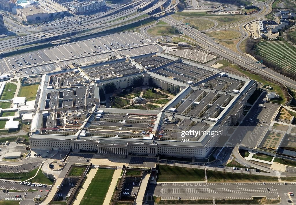 US-ARCHITECHTURE-PENTAGON : News Photo