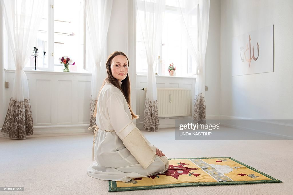 DENMARK-GENDER-MOSQUE : News Photo