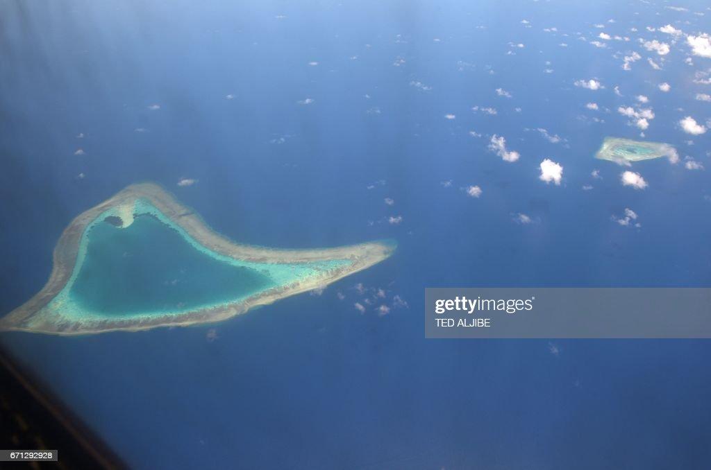 PHILIPPINES-CHINA-DIPLOMACY-MARITIME-FISHERMEN : News Photo
