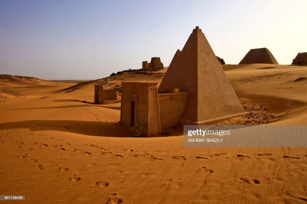 Sudan's Ancient Pyramids Reopened