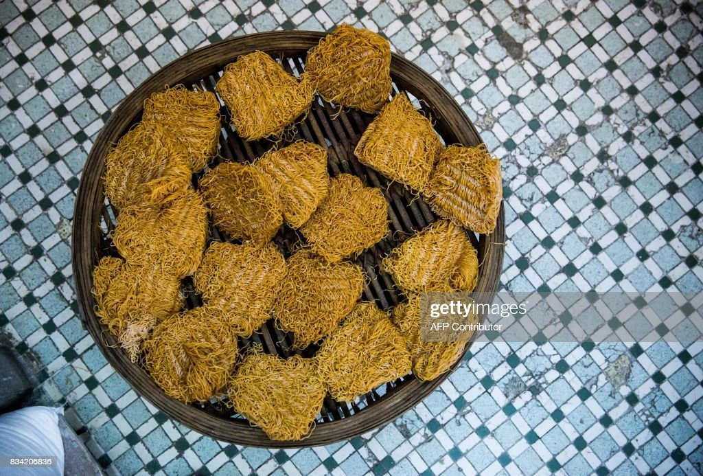 DOUNIAMAG-HONG KONG-LIFESTYLE-FOOD-NOODLES-BUSINESS : News Photo