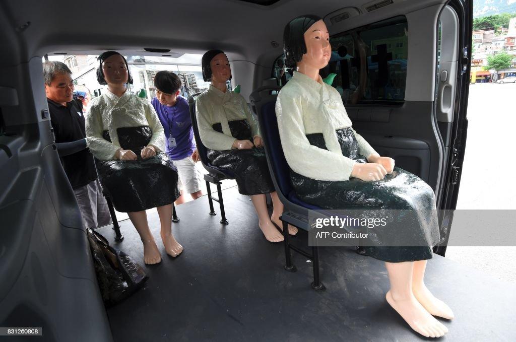 Japan sex bus