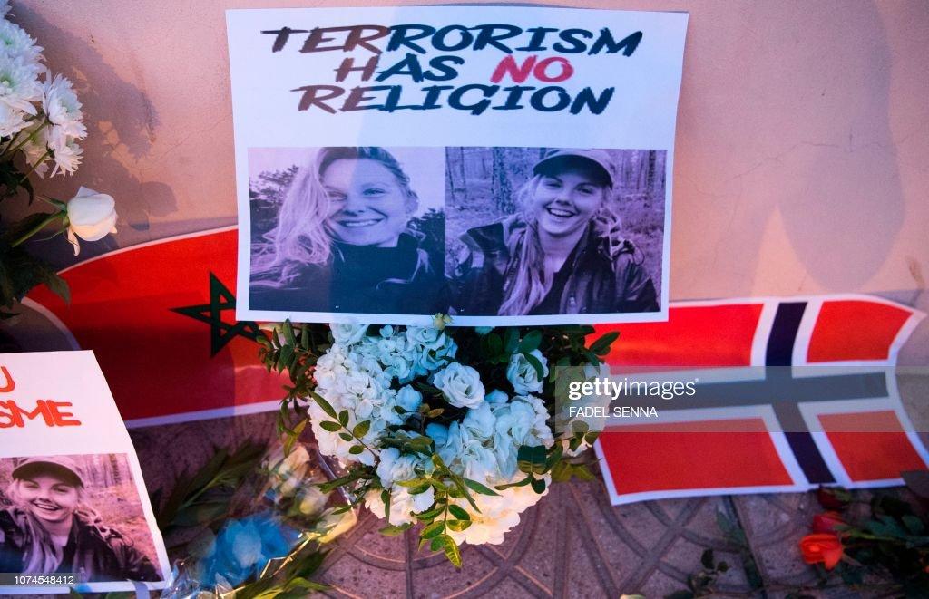 MOROCCO-DENMARK-NORWAY-CRIME-TOURISM : Photo d'actualité