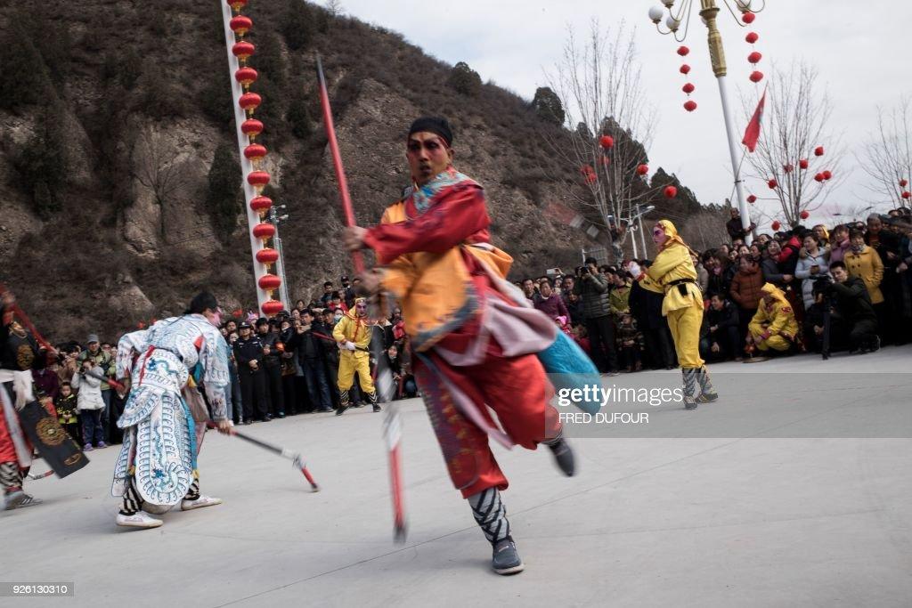 CHINA-CULTURE : News Photo