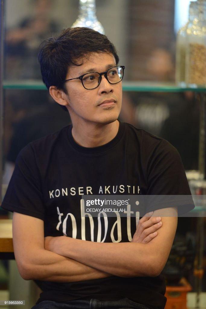 INDONESIA-ENTERTAINMENT-MUSIC : News Photo