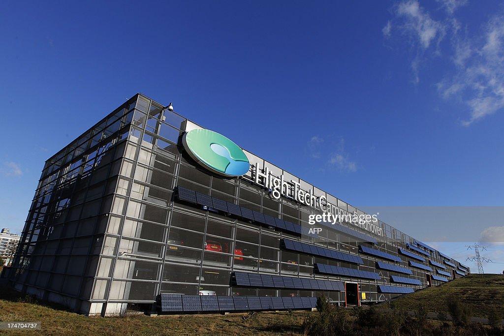 NETHERLANDS-PATENT-TECHNOLOGY-INNOVATION : News Photo