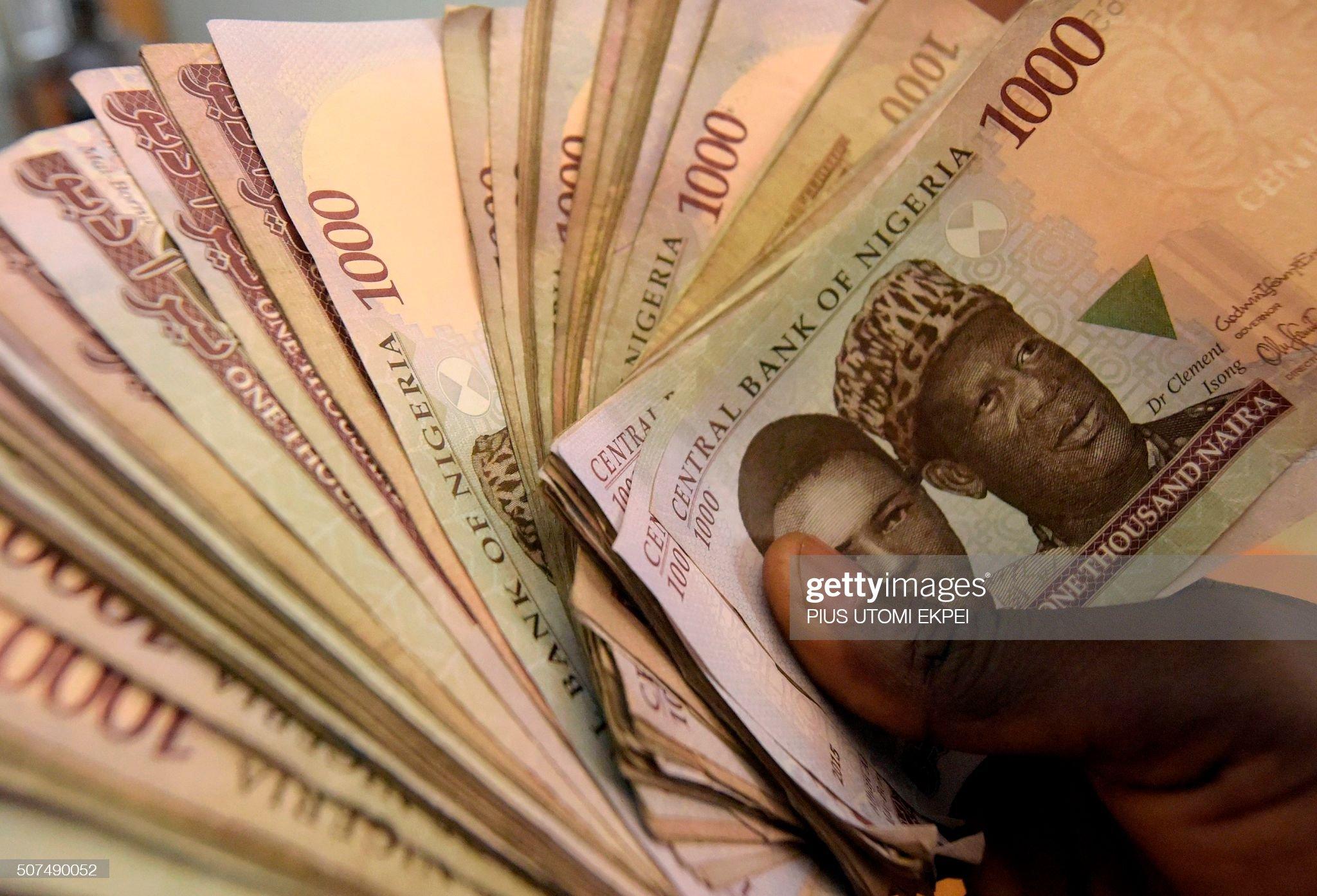 NIGERIA-ECONOMY-OIL : News Photo