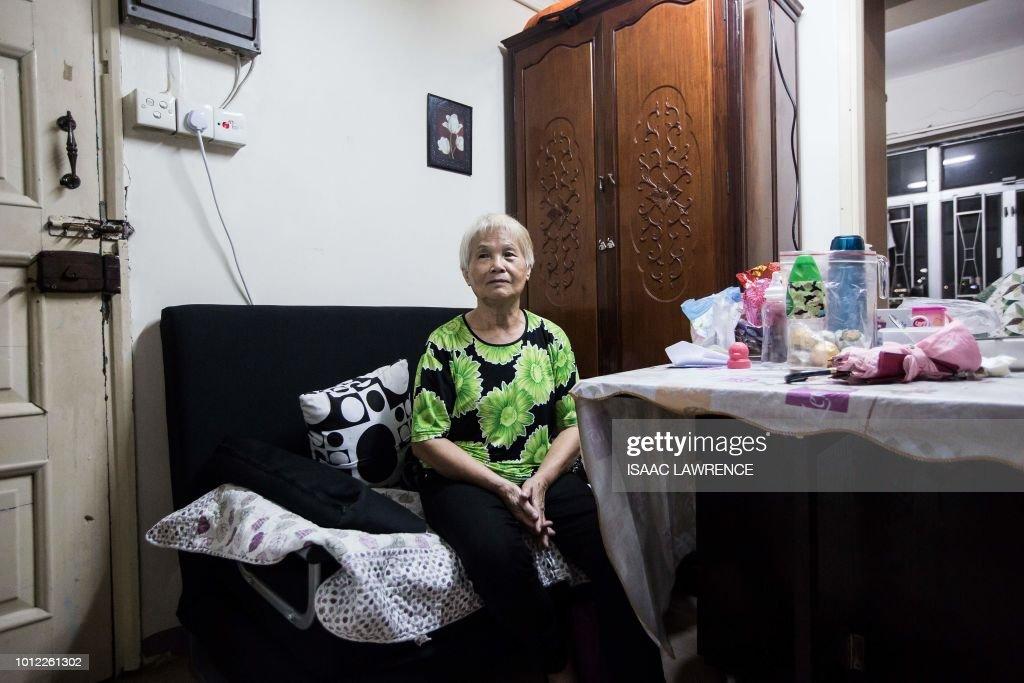HONG KONG-POLITICS-LIFESTYLE-SOCIAL : News Photo