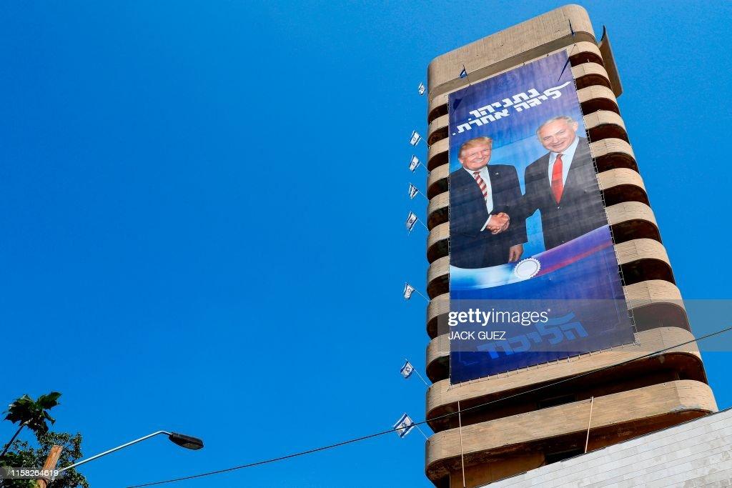 ISRAEL-VOTE-POLITICS : Nachrichtenfoto