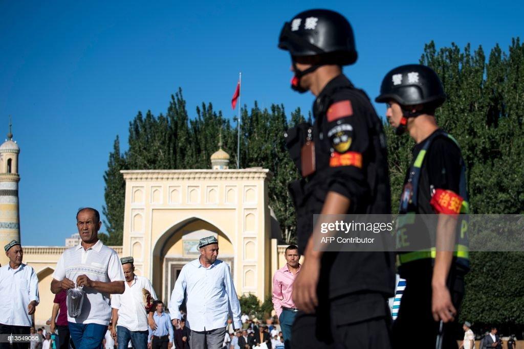 CHINA-RELIGION-POLITICS : News Photo