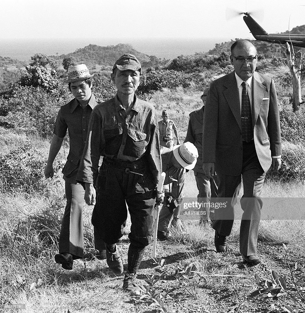 PHILIPPINES-JAPAN-HISTORY-WWII-PEOPLE : News Photo
