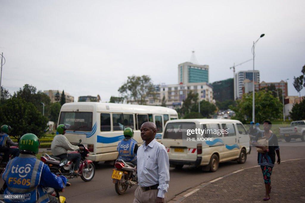 RWANDA-GENOCIDE-GROWTH-TRADE-POVERTY-ECONOMY : News Photo