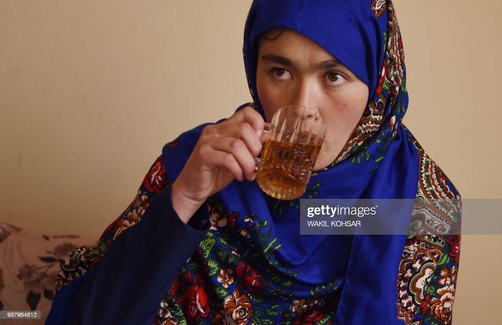 AFGHANISTAN-EDUCATION-UNIVERSITY : News Photo