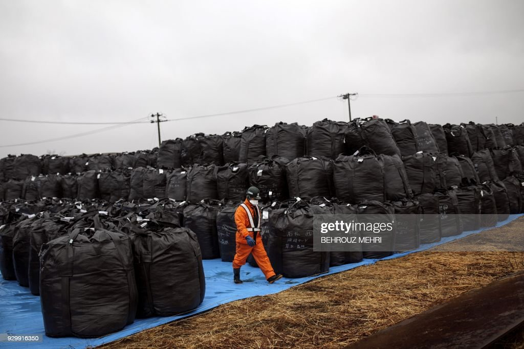 JAPAN-DISASTER-QUAKE-NUCLEAR : News Photo