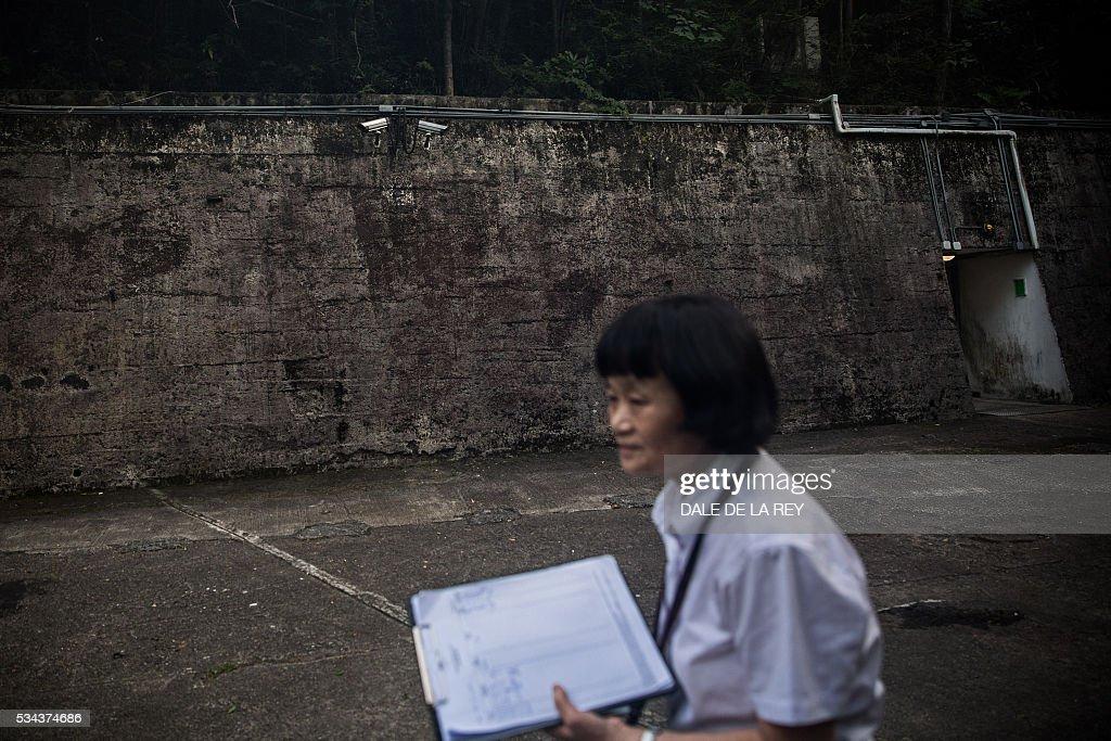 HONG KONG-TRADE-GASTRONOMY-WINE : News Photo