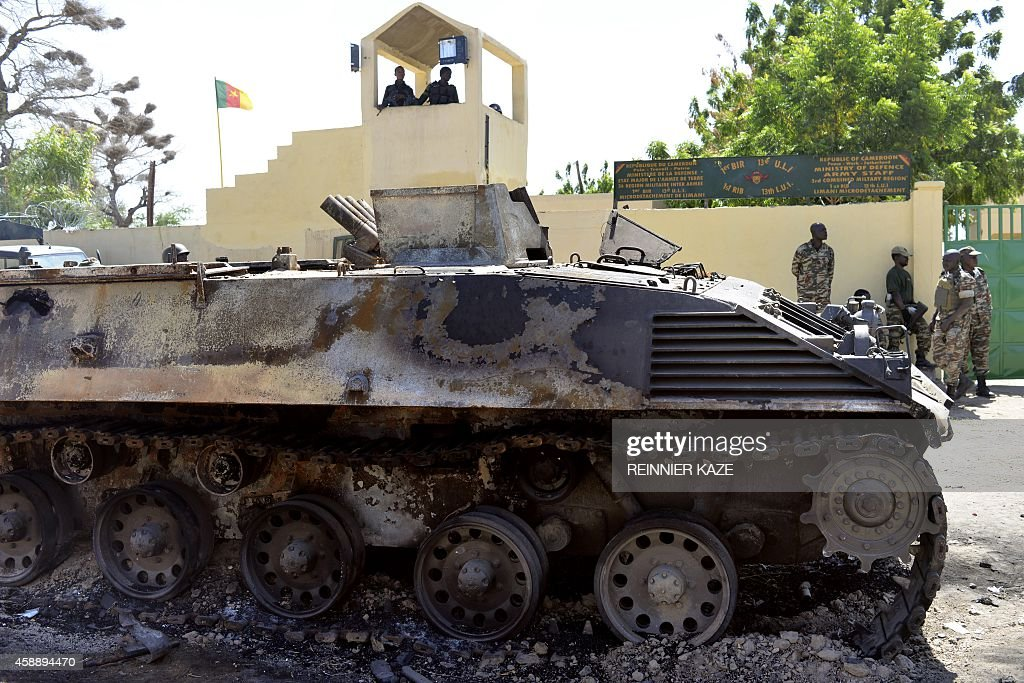 CAMEROON-NIGERIA-UNREST-BOKO-HARAM : News Photo