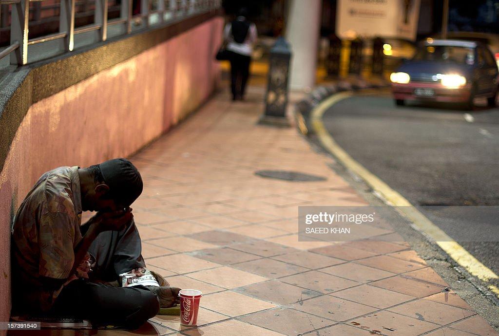MALAYSIA-SOCIETY-POVERTY : News Photo