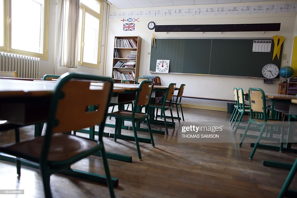 FRANCE-EDUCATION- : News Photo