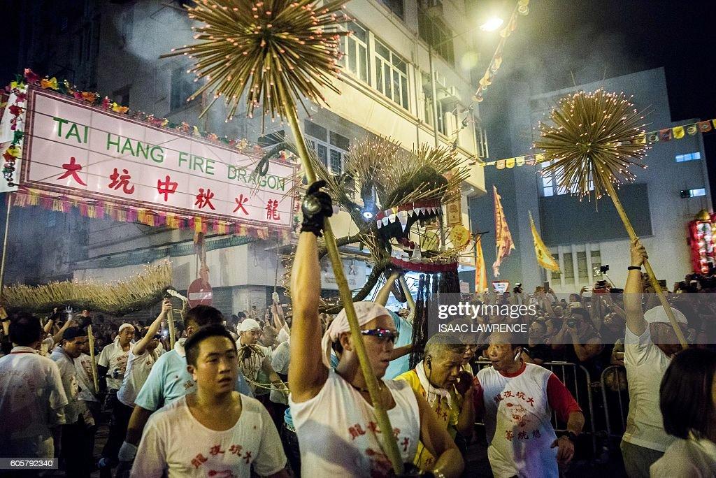 HONG KONG-CULTURE-FESTIVAL : News Photo