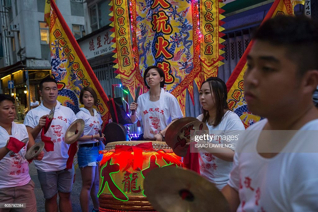 HONG KONG-CULTURE-FESTIVAL : Foto jornalística