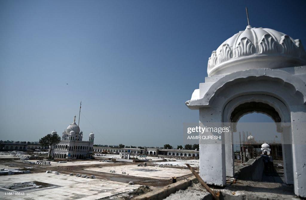 PAKISTAN-INDIA-RELIGION-SIKH : News Photo