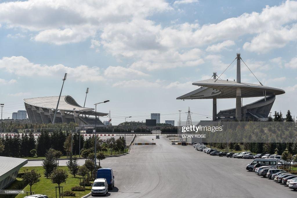 FBL-EURO-2024-TURKEY : ニュース写真