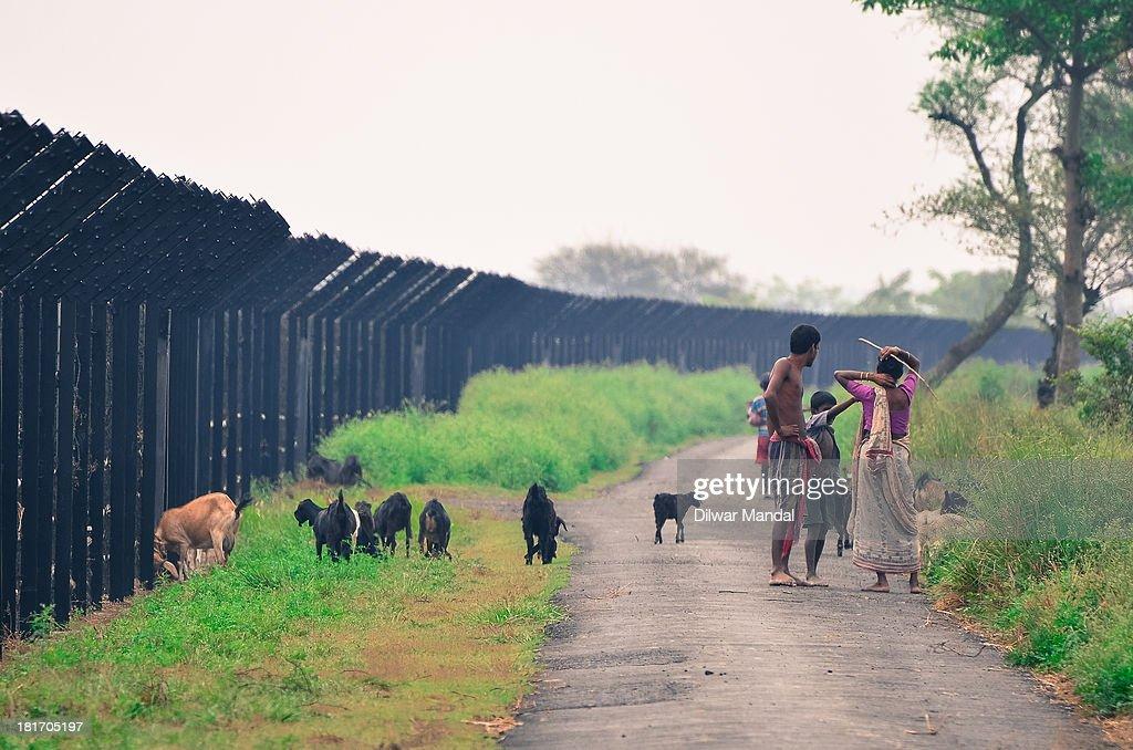 Life In Border : Nieuwsfoto's