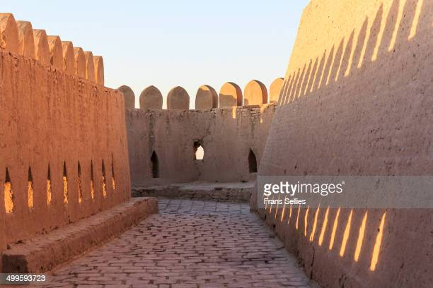 This place in Khiva was the first site to be inscribed in the World Heritage List for Uzbekistan.