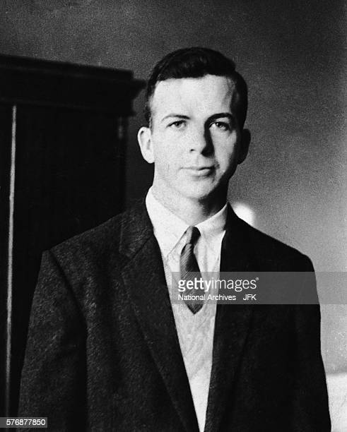 This portrait of Lee Harvey Oswald was confiscated by the FBI during the Kennedy assassination investigation