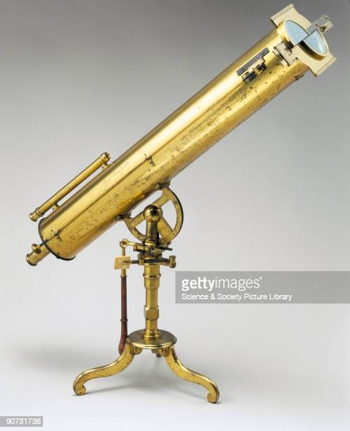 This reflecting telescope was made by the famous London instrument maker James Short It is one of several telescopes ordered by the Royal Society of...