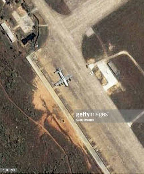 This Satellite Image Of The Lingshui Military Airfield On The Southeastern Coast Of Hainan Island In The South China Sea Was Collected At 1012 AM...