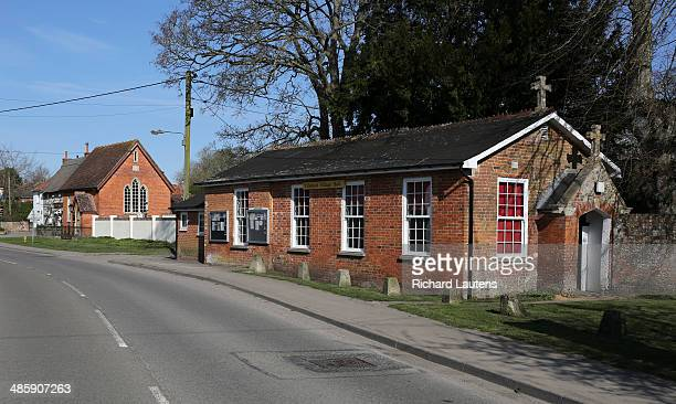 This small building is unchanged since it was the Canadian headquarters for Training at the Salisbury Plains training area in Tilshead in the south...